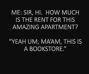 book, bookstore, and me image