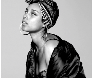 alicia keys, alicia, and keys image