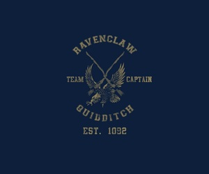 quidditch, ravenclaw, and harry potter image