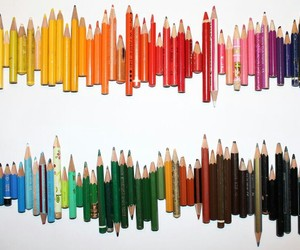 art, colourful, and colours image