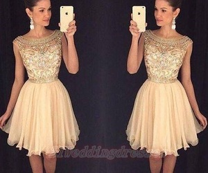 prom dress, homecoming dress, and short prom dresses image