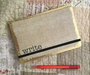 diary, journal, and write image