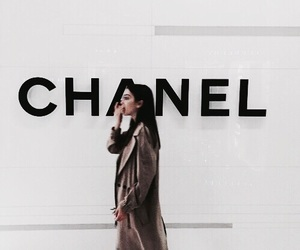 chanel, girl, and grunge image