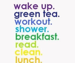 healthy, workout, and quotes image