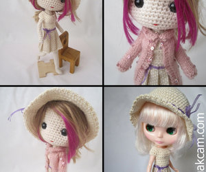 etsy, toy, and girl doll image