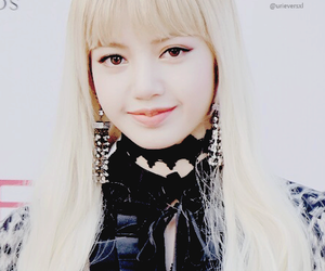 bp, kpop, and lisa image