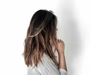 girl, hairstyle, and beautiful image