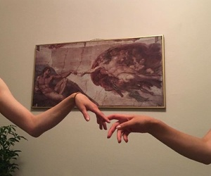 art, aesthetic, and hands image