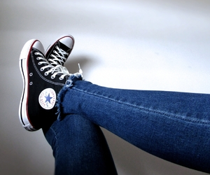 all star, black, and grunge image