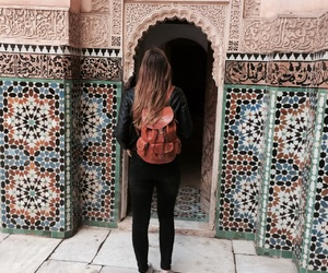 aesthetic, marrakech, and photography image