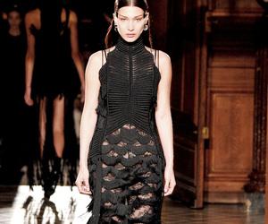 Givenchy, runway, and bella hadid image