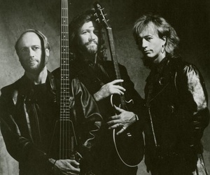 70s, bee gees, and blackandwhite image