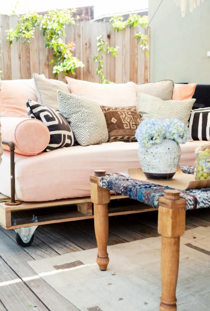 creativity, sofa, and living room image