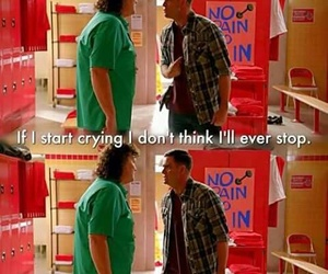 glee, puck, and quote image