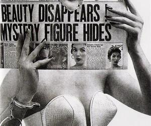 beauty, fashion, and old image