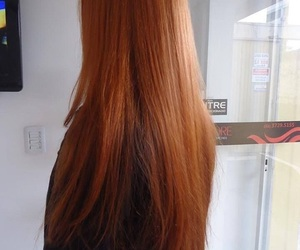 hair and ginger image
