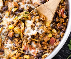 beans, rice, and lentils image