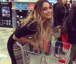 vanessa hudgens, smile, and style image