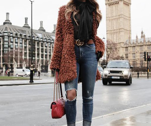 fashion, gucci, and london image