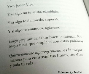 love, frases, and life image