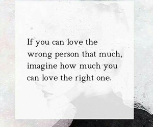 person, love, and Right image
