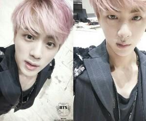 jin, bangtan boys, and kim seokjin image
