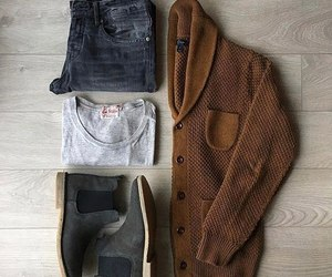 autumn, jumper, and outfit image