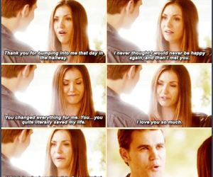 elena, stefan, and i'm thinking of you image