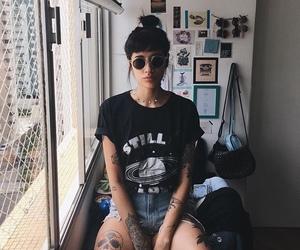 girl, girls, and tumblr image