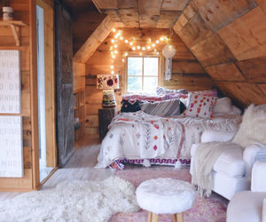 bedroom, room, and cozy image