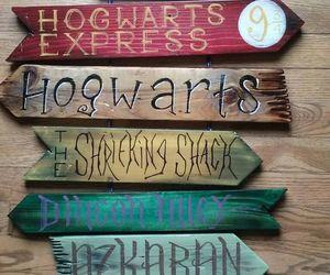 hogwarts, azkaban, and harry potter image