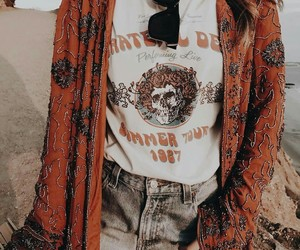 aesthetic, hippie, and vintage image