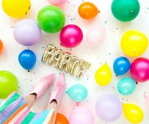 bday, colores, and colours image