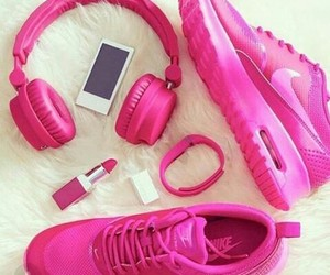 color, pink, and sports image