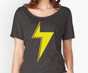 fashion, Marvel, and shirt image