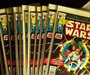 comic and star wars image