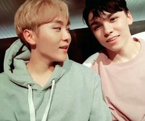 Seventeen, svt, and boo seungkwan image