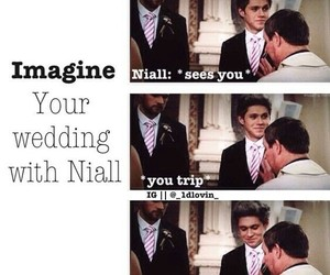 one direction, niall horan, and imagine image