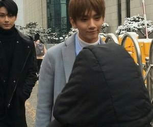 hong jisoo, Seventeen, and joshua image