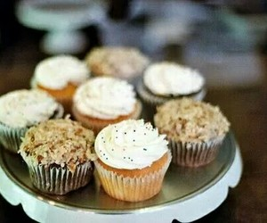 baking, eating, and food image