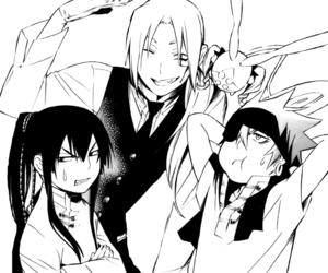 anime, dgrayman, and d gray man image