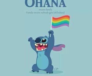 bisexual, lesbian, and ohana image