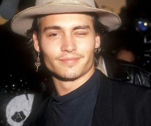johnny depp, Hot, and young image