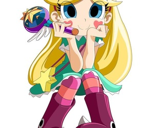 star butterfly and star vs forces of evil image