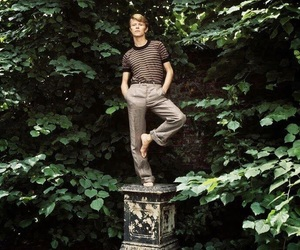 david bowie and plants image