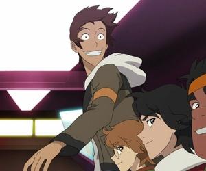 hunk, lance, and shiro image