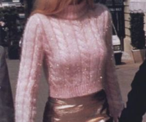 glamour, pink, and vintage image
