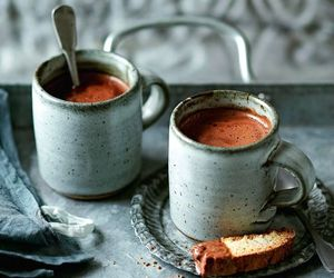 delicious, food, and hot ​chocolate image
