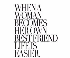 quotes, life, and woman image