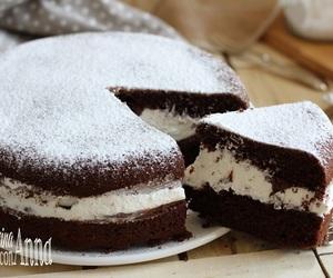 cake, chocolate, and good image